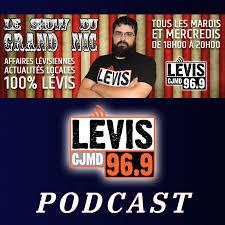 Le Show du Grand Nic   CJMD 96,9 FM LÉVIS   L'ALTERNATIVE RADIOPHONIQUE