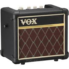 <b>Гитарный комбоусилитель VOX MINI3-G2</b> Classic. усилители ...