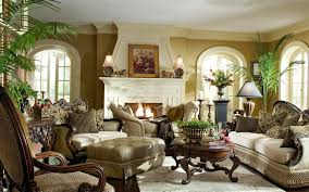 graceful interior home decor living room ideas with artistic style furniture set and white mantels fireplace beautiful home interior furniture