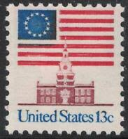 Scott 1035, Wet <b>Printing</b>- MNH OG - 3c <b>Statue of Liberty</b>- Liberty ...