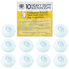com aroma trees professional strength suction cups mm com aroma trees professional strength suction cups 45mm large 10 packs out hook office products