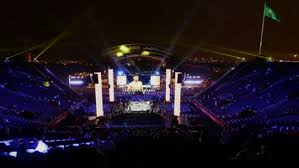 Why is the Andy Ruiz Jr. <b>vs</b>. Anthony Joshua 2 fight in Saudi <b>Arabia</b> ...