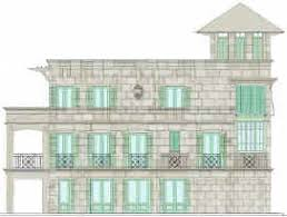 DAC ART Building System Modular Hurricane Proof Italian Style Homeconcrete block residential house plan tuscan style