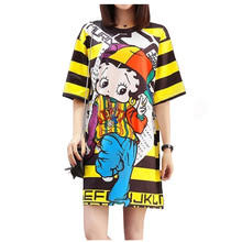 <b>Stripe Print</b> Casual Dress Promotion-Shop for Promotional <b>Stripe</b> ...