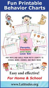 17 best ideas about potty charts potty sticker printable behavior charts for home and school