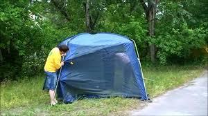 Туристический тент <b>шатер Trek Planet</b> Rain Dome - YouTube