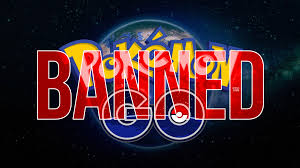 Image result for Pokemon Go bans