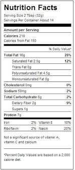 <b>Organic peanut butter</b>