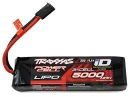 <b>Аккумулятор Traxxas</b> Power Cell 3S LiPo <b>Battery 11.1</b>V <b>5000mAh</b> ...
