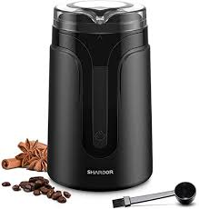 SHARDOR <b>Electric Coffee Grinder Mill</b> Small Size for Herbs Nuts ...