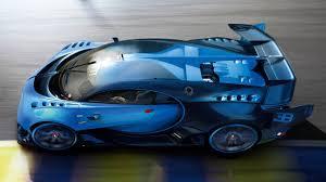 Of Bugattis Making Of The Bugatti Vision Gran Turismo Youtube