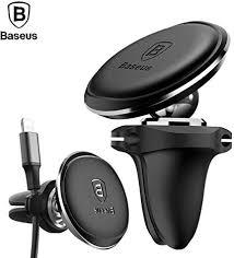 Air Vent Phone Holder,Baseus Universal Car Air Vent ... - Amazon.com