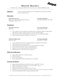 tutor resume   kiglo i    d walk a mile for resumecollege tutor resume page skills list for examples