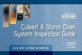 AASHTO Releases Culvert/<b>Storm</b> Drain <b>Inspection</b> Guide – AASHTO ...