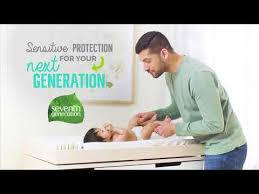Seventh Generation | Sensitive Protection <b>Diapers</b>, <b>Free & Clear</b> ...