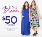 Catherines: Affordable <b>Plus Size</b> Clothing & Fashion for <b>Women</b>