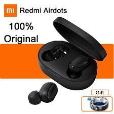 XIAOMI Redmi AirDots <b>TWS Bluetooth V5.0 Wireless</b> Earphones + ...