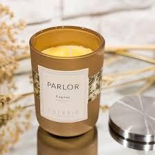 Купить <b>ароматическая свеча</b> в стакане parlor cognac (коньяк) 7 ...