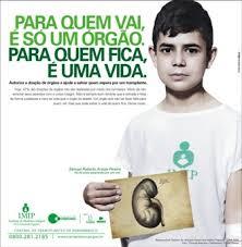 Resultado de imagem para seja um doador de órgãos seja um doador de vidas