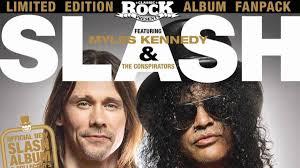 <b>Slash</b> '<b>World On</b> Fire' Fanpack Out Today | Louder