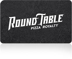 Gift Cards - Round Table Pizza