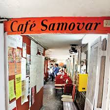 Image result for samovar cafe