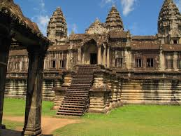 what is the th wonder of the world angkor wat temple