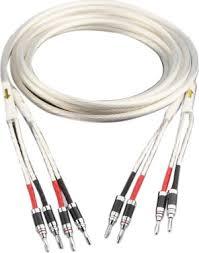 Xangsane HIFI Silver-Plated Speaker Cable <b>Hi</b>-<b>End 4N OFC</b> ...