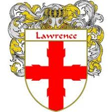 $34.99 Lawrence Coat of Arms Plaque / Family Crest Plaque ...