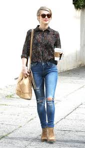 17 best images about julianne hough bobs safe 15 tricks to looking pulled together in ripped jeans