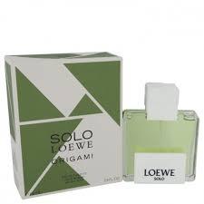 Loewe <b>Solo Loewe Origami</b> Eau De Toilette Spray - TopPerfumery