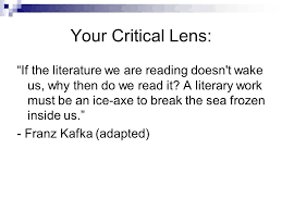 nice presentation quotwriting the critical lens essay new york        look presentation quotwriting the critical lens essay new york state