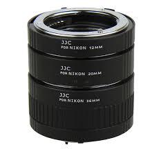 Automatic Extension Tube for Nikon F-mount(<b>12mm</b>, <b>20mm</b> ,<b>36mm</b> ...