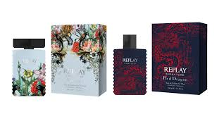 <b>Replay Signature</b> Collection: <b>Red Dragon</b> for Man and Secret for ...