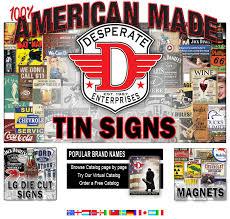 <b>Wholesale</b> Tin Signs - Huge QTY Price Breaks on Tin Signs - <b>Free</b> ...