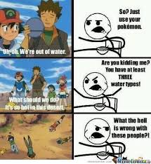 Pokemon Memes. Best Collection of Funny Pokemon Pictures via Relatably.com