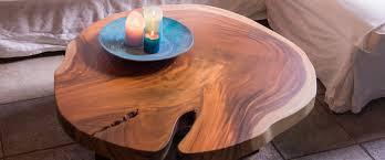 Tree trunk coffee tables | Unik Living - <b>Unique coffee tables</b>