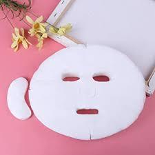 Haiabei <b>100Pcs Mask</b> Paper <b>Disposable Nonwoven</b> DIY Facial ...