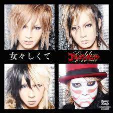 Golden Bomber - visual kei band - via Relatably.com