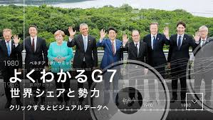 「G7のトランプ大統領」の画像検索結果