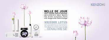 <b>Belle</b> de Jour - universal anti-age skincare | <b>Kenzoki</b> by <b>Kenzo</b> ...