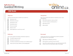 write online guided writing tool reflective essay writing prompts space p5