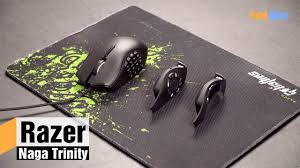 <b>Razer Naga Trinity</b> — обзор игровой <b>мыши</b> - YouTube