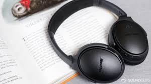 <b>Bose QuietComfort</b> 35 <b>II</b> Review - SoundGuys