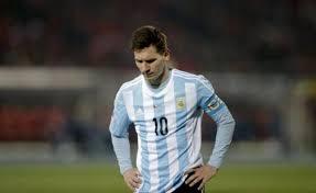 Otra decepción para Messi
