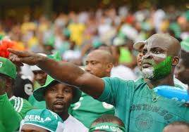 Image result for nigeria football fans