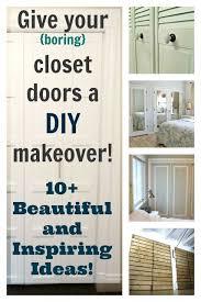 The Creek Line House DIY Closet Doors  10 Beautiful And Inspiring Ideas  Y