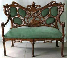 art nouveau home decor