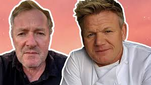 <b>Gordon Ramsay's</b> New Vegan Menu Must Be <b>Good</b> If Piers Morgan ...