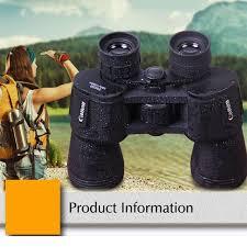 Modern 20 <b>X50</b> Binocular Handheld <b>Outdoor</b> Telescope Night ...